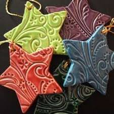 2Ingredient White Clay Dough Ornaments  Clay Recipe Happy Salt Dough Christmas Gifts