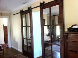 double track sliding barn doors door tracks prodigious system full size of  small farmhouse mirrored large