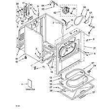 diagram dryer wiring whirlpool lenpq diagram automotive whirlpool residential dryer parts model len1000pq1 sears