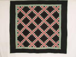 CON TC4 Amish Double Irish Chain | Vintage Quilts | Pinterest ... & Antique Amish Quilts & Antique Mennonite Quilts For Sale. We have a wide  array of Mennonite and Amish quilts from The and centuries. Adamdwight.com