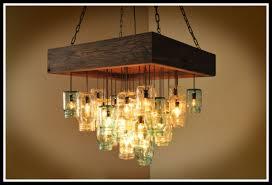 recycled lighting fixtures. Unique Lighting Ideas Modren Chandelier Light Diy Regarding Fixtures Idea 13 Recycled
