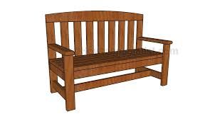 Small Picture 2x4 bench plans HowToSpecialist How to Build Step by Step DIY