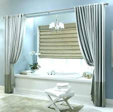 chandelier shower curtain extra tall liner inch curtains enchanting with cozy bathtub and bamboo blinds plus chandelier shower curtain