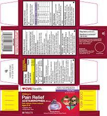 Children S Chewable Tylenol Dosage Chart Childrens Pain Relief Tablet Chewable Cvs Pharmacy