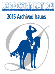 2015 Archive USDF Connection by USDF Publications - issuu