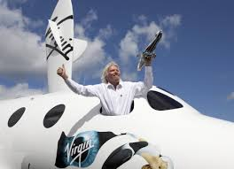 Spaceshiptwo Flight Digital Take Branson On 's To Family Maiden Up CAwCXq8