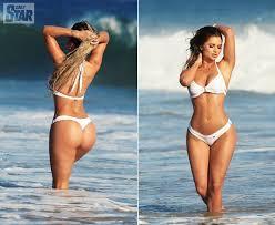 Thong bikini babe photos