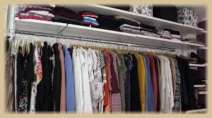 Kleiderschrankwand Begehbarer Kleiderschrank Walk In Regalraum