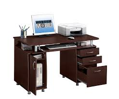 amazoncom techni mobili complete workstation computer desk with