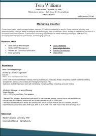 Resume Format 2016 12 Free To Download Word Templates Standard ...