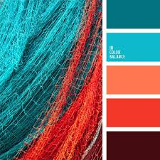 This color palette can be used to decorate an apartment in the style of