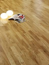 A305 Oak Rustic Three Strip - V4 <b>Wood Flooring</b> Ltd