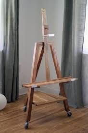diy easel stand new tv stand easel clear finish of 20 awesome diy easel stand