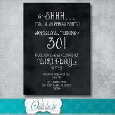Online Surprise Birthday Invitations Bethechef Co