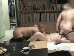 Amateur wife threesome hubby and friend