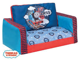 thomas inflatable flip out sofa kids