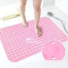 non slip bath mat no suction cups non slip bathtub mat without suction cups