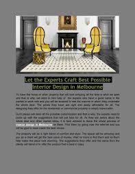 Blend Design Melbourne Let The Experts Craft Best Possible Interior Design In