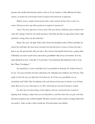 english essay about family structure pdf