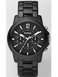 black ceramic watches for men best black ceramic watches fossil
