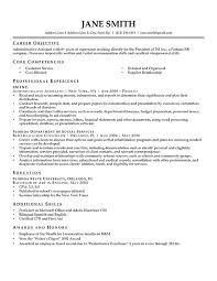 Elegant Resume Template Advanced Resume Templates Resume Genius Template