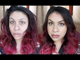 full coverage makeup tutorial for oily acne e skin foundation makeup routine transformation