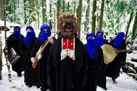 Master musician of bukkake