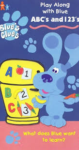 Blues's Clues: ABC's and 123's (Video 1999) - Full Cast & Crew - IMDb