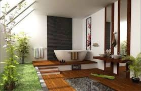 tropical bathroom lighting. bathroom tropical pictures gray cream stained wall brown ceramic tile floor a quarter shape whirlpool beige lighting