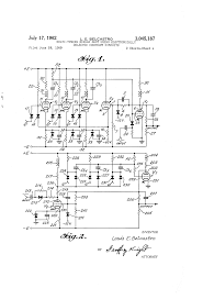 patent us3045187 multi timing single shot using electronically patent drawing