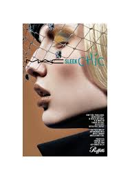 m a c cosmetics new york city print advers invitations direct mail posters and pos signage various sizes adobe ilrator photo and