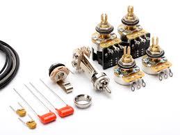 toneshapers wiring kit les paul standard modern wiring push toneshapers wiring kit les paul standard modern wiring push pull tone pots