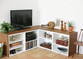 Better than Besta-Small living space storage solution  Corner  BookshelvesIkea ...