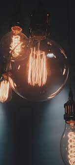 Iphone wallpaper lights, Bulb ...