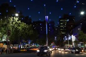 Lonsdale Gateway Catenary Lighting Structure
