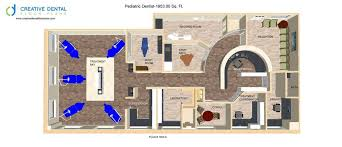 dental office design pediatric floor plans pediatric. 3-d Dental Office Design-Floor Plan-Pediatric Dentist-2468.00 Sq. Ft Gallery-item Design Pediatric Floor Plans D