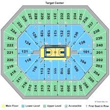 Target Center Seating Technoinnovation Com Co
