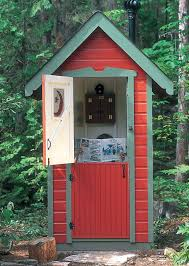 How To Build A Modern Day Outhouse   Off The Grid Newsouthouse