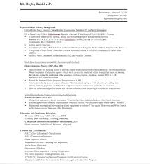 Home Inspector Resume Resume For Your Job Application