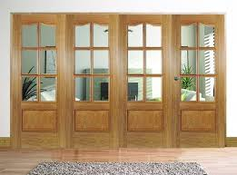 oak bifold doors internal images
