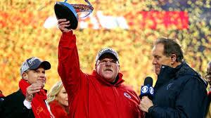 Super Bowl LIV: Chiefs' Andy Reid ...
