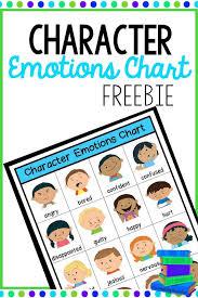 Free Character Emotions Chart Homeschool Giveaways