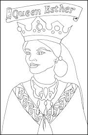 Dklt Bible Adult Queen Aunties Bible Lessons Worksheet Story For