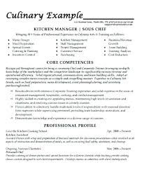Catering Supervisor Resume Sample Top Kitchen Manager Samples On New Kitchen Supervisor Resume Sample