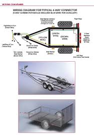 trailer wiring diagrams towmate wireless wiring diagram 4 way wiring diagrams