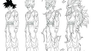 free printable dragon ball z coloring pages s s free dragon ball z kai printable coloring pages