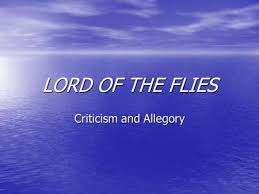how is the lord of the flies an allegory ppt video online lord of the flies criticism and allegory overview of lord of the flies henningfeld ldquo