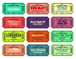 Adult Love Coupon Book For Him Printable By Funny Ideas Friend