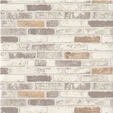 Exellent Kitchen Wallpaper Texture Erismann Brix Brick Wall Effect To Inspiration Decorating