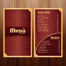 Menu Designs Menu Card Design Menu Card Designing Services Aristocrat It